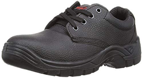 Blackrock SF03 - Zapatos de seguridad unisex, color black, talla 44 EU Regular (10 UK)
