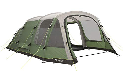 Outwell Tent Collingwood 6 Grün, Tunnelzelt, Größe 6 Personen - Farbe Green