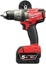 Milwaukee M18 FPD-502X – Atornillador Fuel m18fpd Plus HD Caja de 2 x 18 V/5,0 AH, ion de litio, 1 pieza, 4933451061