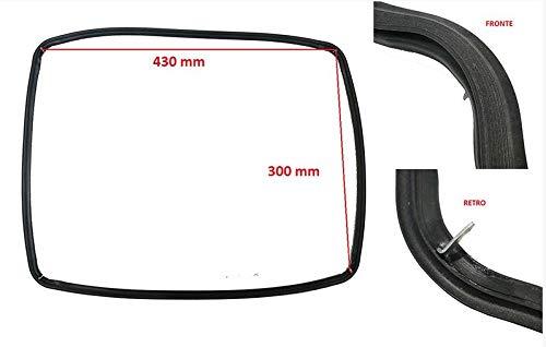 Electrolux – Rex – Zanussi – Zoppas – Aeg – Türdichtung für Backofen 430 x 300 mm – 3577343019 – A6759/OR – Originalprodukt