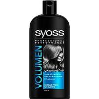 Syoss Champú para Volumen, 0% Siliconas - 500ml