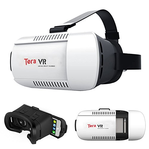 Tera VR Box 3D Video Movie Game Virtual Reality...