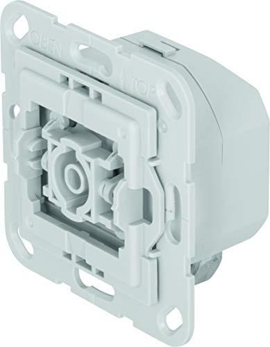 TechniSat Interruptor de encendido/apagado Smart-Home con balancín (caja empotrada, Z-Wave Plus, control inteligente de la luz a través de la aplicación, compatible con interruptor de marca Gira