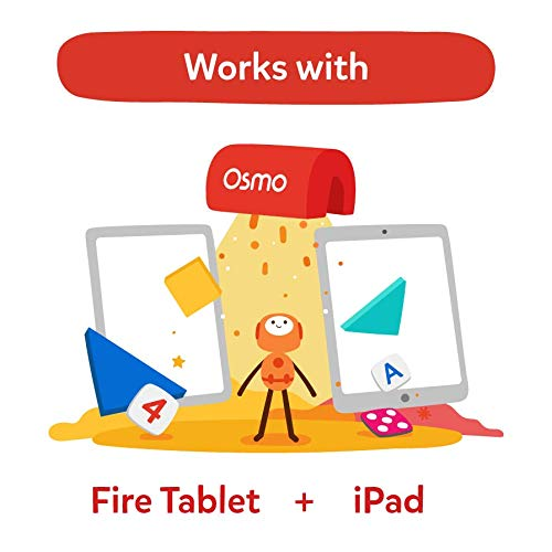 Osmo - Detective Agency: A Search & Find Mystery Game - Ages 5-12 - Explore The World - For iPad and Fire Tablet (Osmo Base Required)