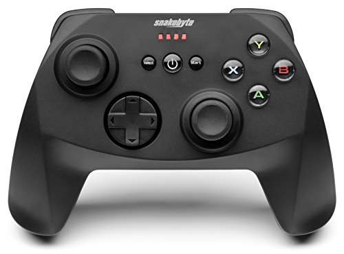 snakebyte PC GAME: PAD PRO Wireless - voor PC - Directinput & Xinput compatibel