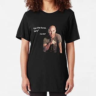 Use the force Harry Gandalf Slim Fit TShirt, Unisex Hoodie, Sweatshirt For Mens Womens Ladies Kids
