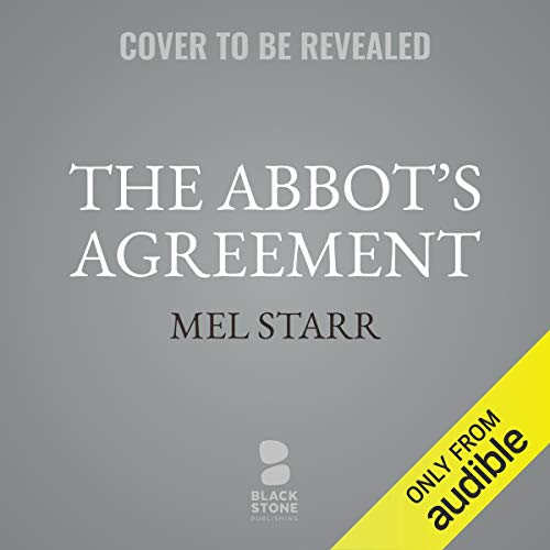 The Abbot's Agreement audiobook cover art
