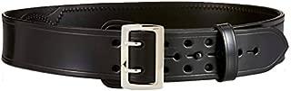 Aker Leather B03 Sam Browne Duty Belt, Half Leather-Lined, 2-1/4