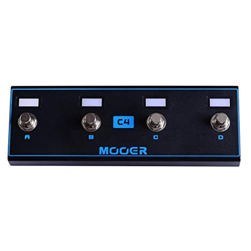Mooer Air Switch Pedal-Controller
