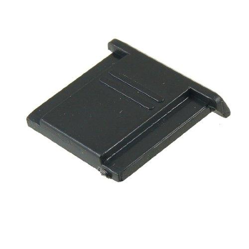 TOOGOO(R) Negro Protector de zapata caliente de camara para Olympus Canon Nikon