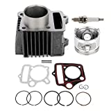 ECCPP New Cylinder Piston Ring Gasket fit for...