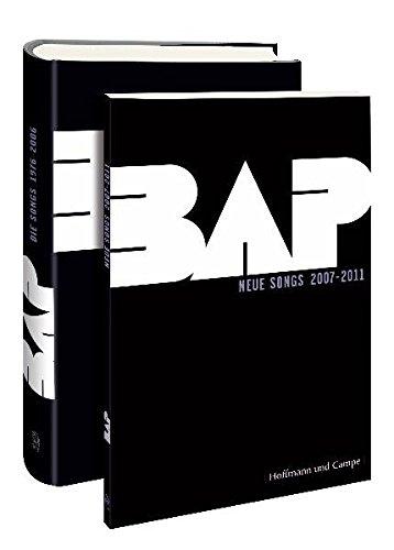 BAP. Songs 1976-2011 (Lyrik)