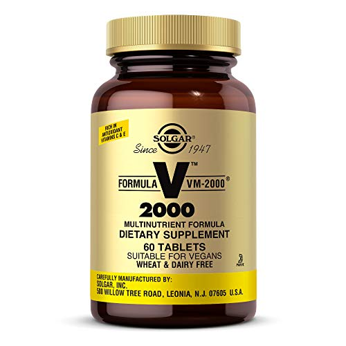 Solgar Formula VM-2000 Tablets - Pack of 60