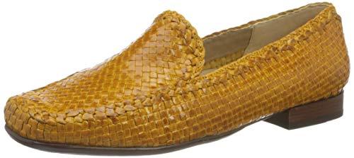 Sioux Damen Cordera Slipper, Gelb (Amber 006), 42 EU