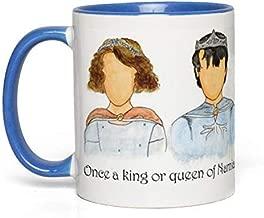 Narnia Kings & Queens Mug (Chronicles of Narnia, C. S. Lewis) Fan Gift