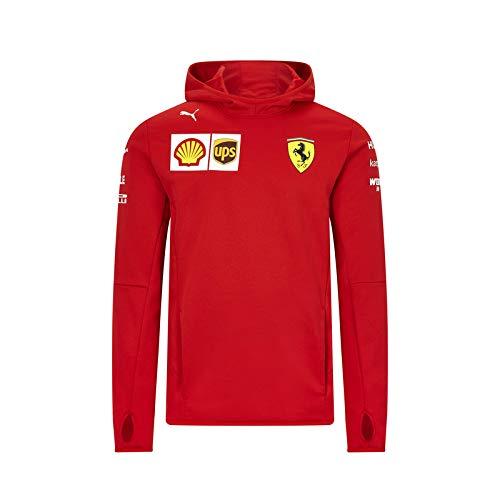 Official Formula One - Scuderia Ferrari 2020 Puma - Sudadera de Equipo - Size:XXL