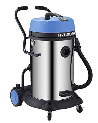 Hyundai HY-HYVI75-2 Aspiradora de Polvo y Líquido Motor Silencioso de 2 Etapas