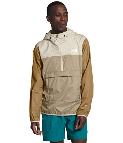 The North Face Fanorak Giacca a Vento Beige/White/Khaki