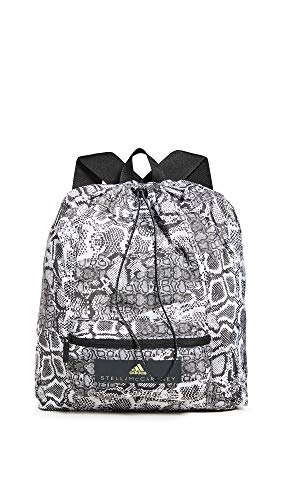 adidas by Stella McCartney Women's Gymsack, Black/White/Froyel, One Size