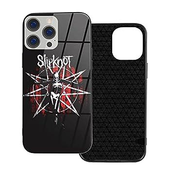 Sl-ipk-not Skeleton Dancer iPhone 12 Case,Organic Glass+TPU Soft Edge Scratch Antiskid Proof Cover for iPhone 12/12 Pro/12mini/12Pro Max