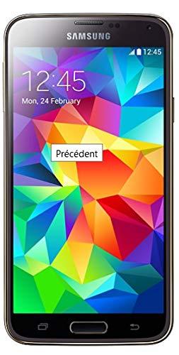 Samsung Galaxy S5 Gold 16GB SIM-Free Smartphone (Generalüberholt)