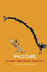 NWoBS Blog : 5 Must Read Children's Books -George's Marvellous Medicine by Roald Dahl