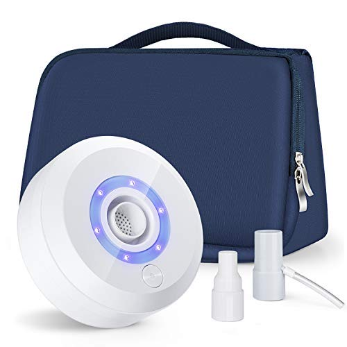 [All-in-One] TurbClean Portable Bundle with Travel Bag and Universal Adapter, Fit with All 15mm & 22mm Hoses