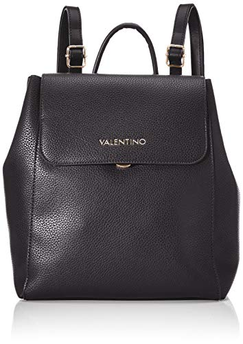 Mario Valentino Valentino by Damen SUPERMAN BACKPACK, Schwarz (Nero), 16x32x29 cm