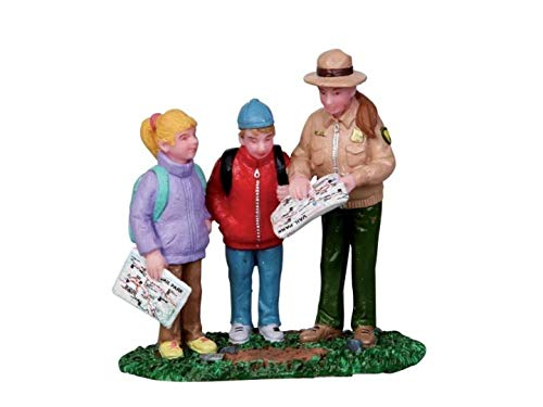 Lemax Village Collection Help From the Park Ranger #12908