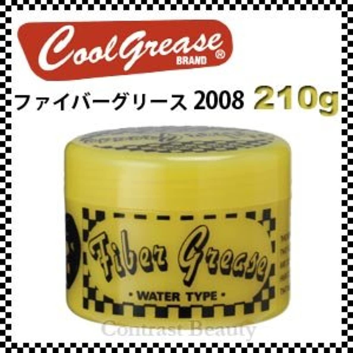 先口径気怠い【X3個セット】 阪本高生堂 ファイバーグリース 2008 210g
