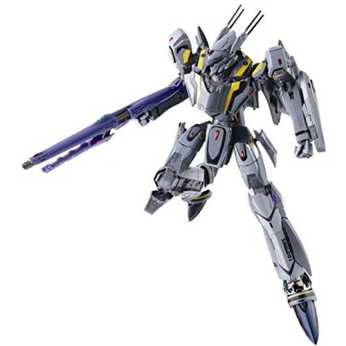 DX Chogokin VF-25S Messiah Valkyrie (Ozma Lee Custom) Renewal version Macross F Bandai (japan import)
