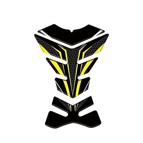 Protector DE Tanque Moto Etiqueta Engomada Universal La Almohadilla Del Tanque La Motocicleta 3D Para Kaw&asaki Para Su&zuki Para B-M-W Para Apply to Para YAM-AH-A Para D-uc-ati Para CFMOTO Para BENEL
