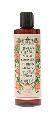 Panier des Sens Gel douche Géranium rose 250 ml
