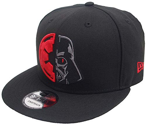 New Era Star Wars Darth Vader BK Red Snapback Cap 9fifty 950 OSFA Limited Exclusive Edition