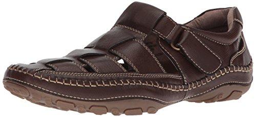 GBX Men's Sentaur Loafer, Brown, 9 M US