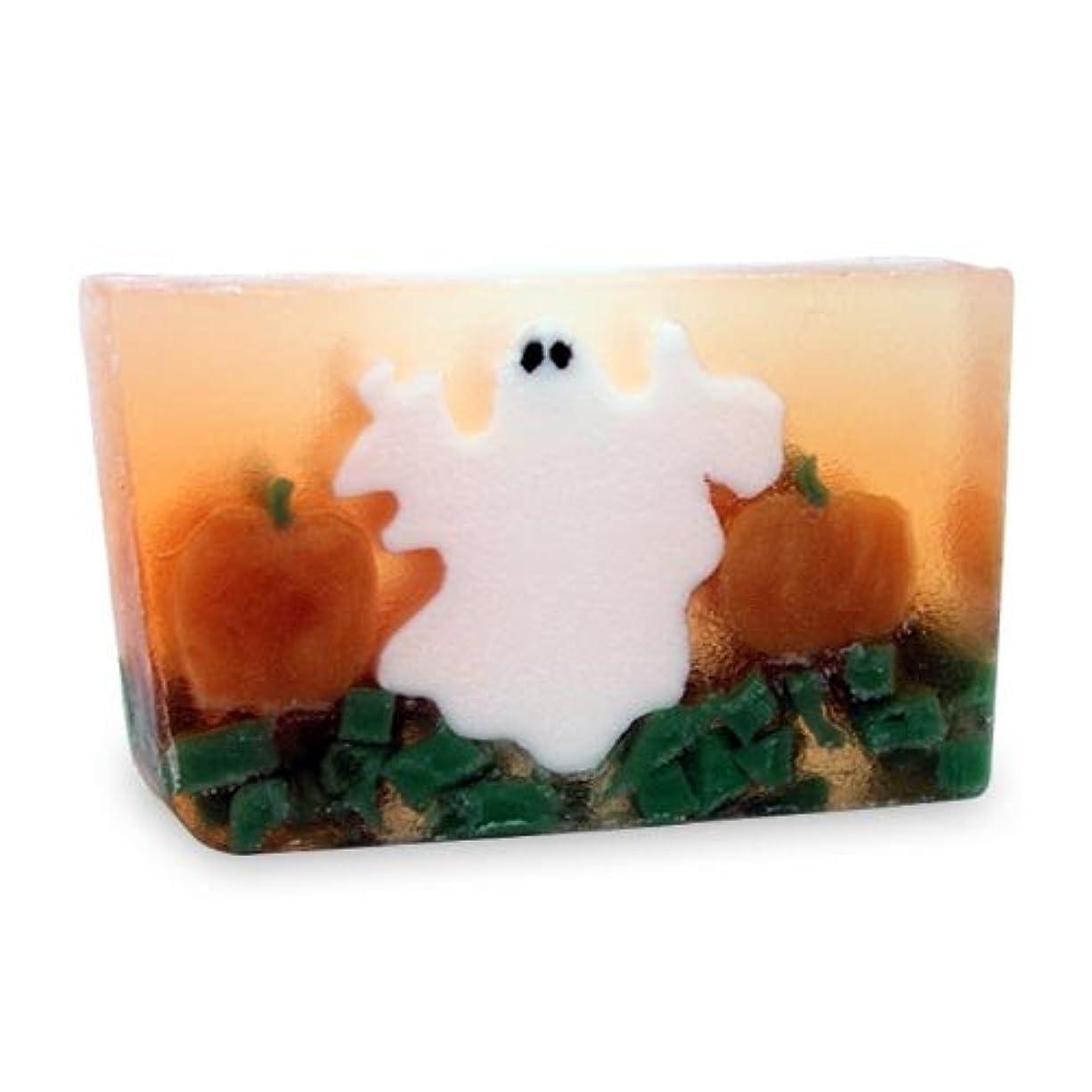 手を差し伸べる毛布再びプライモールエレメンツ アロマティック ソープ ゴースト 180g ハロウィンにおすすめ植物性のナチュラル石鹸