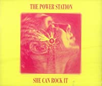 She can rock it [Single-CD]