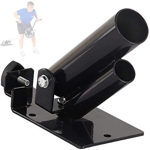 Piattaforma T Bar Row, a 360 Gradi di Trand Mine Trand Morable Trans, Braccio, Spalla, Allenatore Muscolare Posteriore, Adatto per 30 e 50 mm