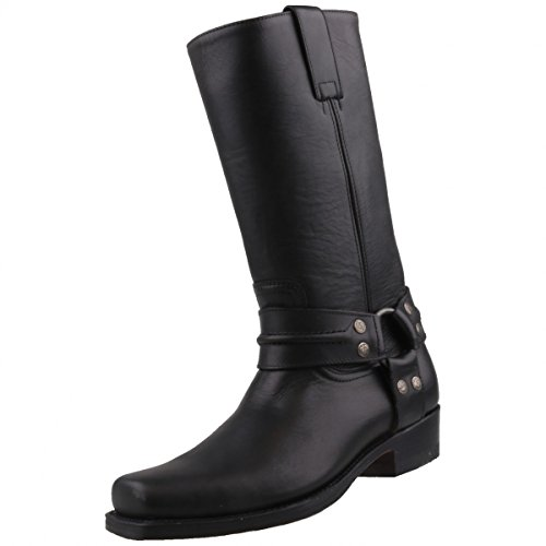 Sendra Boots, Stivali uomo Nero nero, Nero (nero), 42