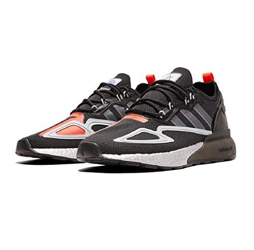 adidas Originals ZX 2K Boost Nasa - Zapatillas deportivas para hombre - FY5724 Negro Size: 43 1/3 EU ⭐