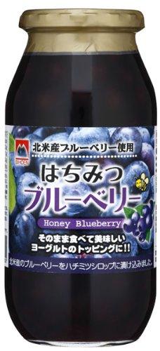 加藤美蜂園 サクラ印 美蜂園 はちみつブルーベリー 650g [9320]