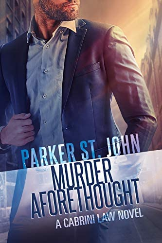 Murder Aforethought A Cabrini Law Novel product image