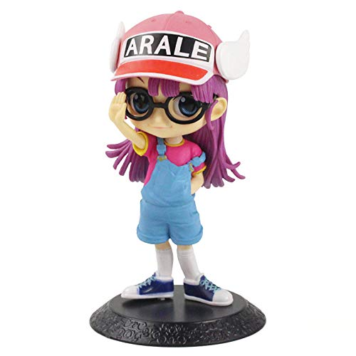 VNNY 14cm Anime Dr. Slump Arale Figuras Q Posket Arale Modelo Juguete de Regalo para niños