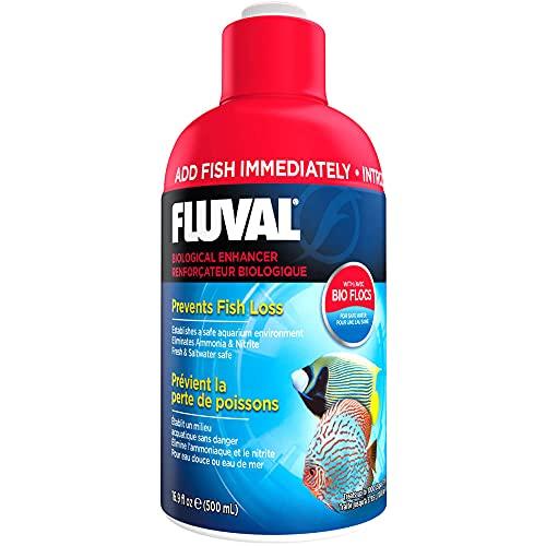 Fluval Cycle Biological Enhancer, Aquarium Water Treatment, 16.9 Oz., A8351
