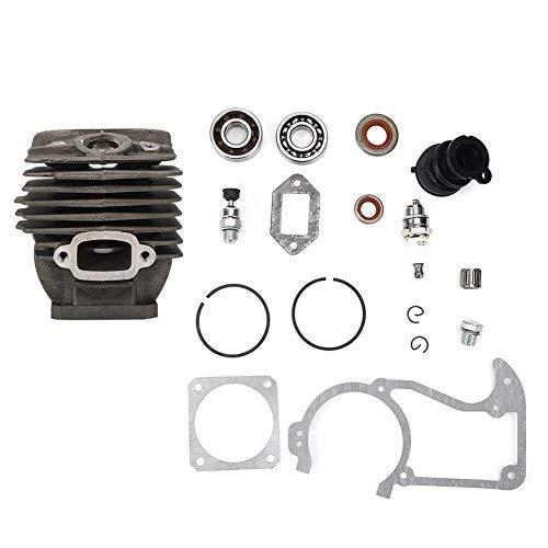 Belissy Reemplazo Motosierra Cilindro Kit de pistón Conjunto de Junta for Stihl MS360 036 Pro 034 □