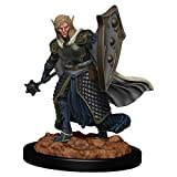 WizKids Dungeons & Dragons Icons of The Realms Premium Miniatures Figure: Elf Cleric (Male)