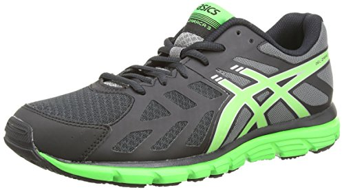 ASICS Gel-Zaraca 3, Scarpe Sportive, Uomo, Blu (Blue/Silver/Flash Yellow 4293), 40