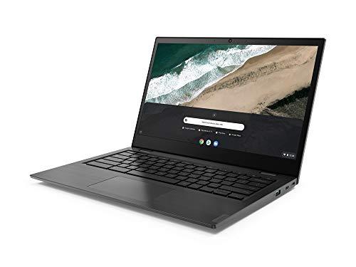 Lenovo IdeaPad 3 Chromebook 35,6 cm (14 Zoll, 1920x1080, Full HD, IPS, Touch, matt) Ultraslim Notebook (Intel Celeron N4020, 4GB RAM, 64GB eMMC, Intel UHD-Grafik 600, ChromeOS) Silber