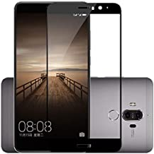 Huawei Mate 9 Full Covered 3D Tempered Glass Screen Protector With Black Frame