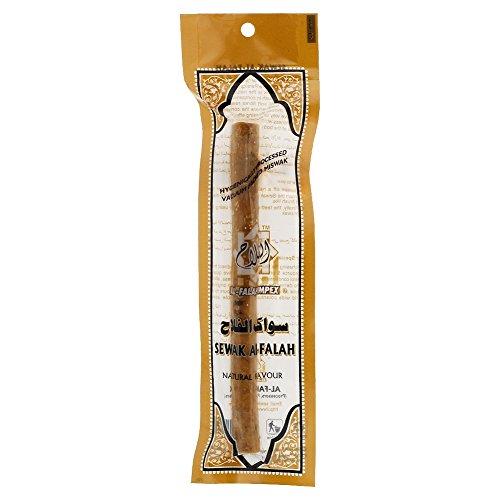 20 Natural Herbal Toothbrush Vacuum Sealed Sewak Siwak Meswak Arak Peelu Miswak